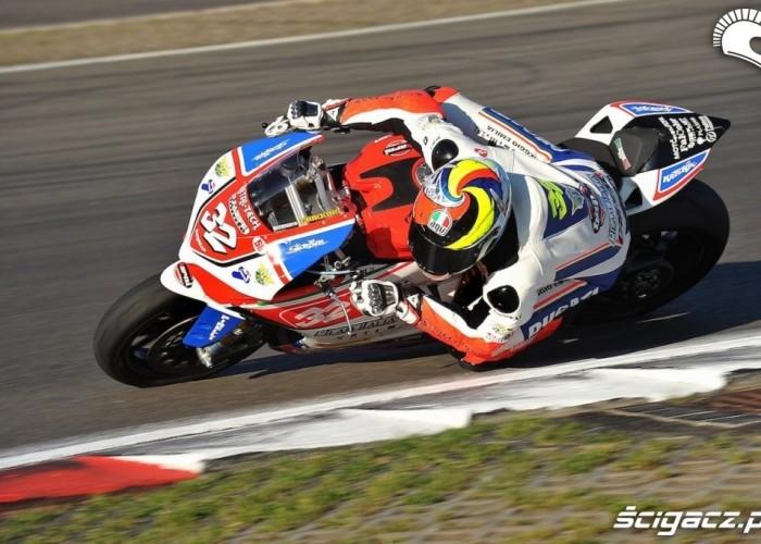 Nurburgring Superstock Eddi La Marra