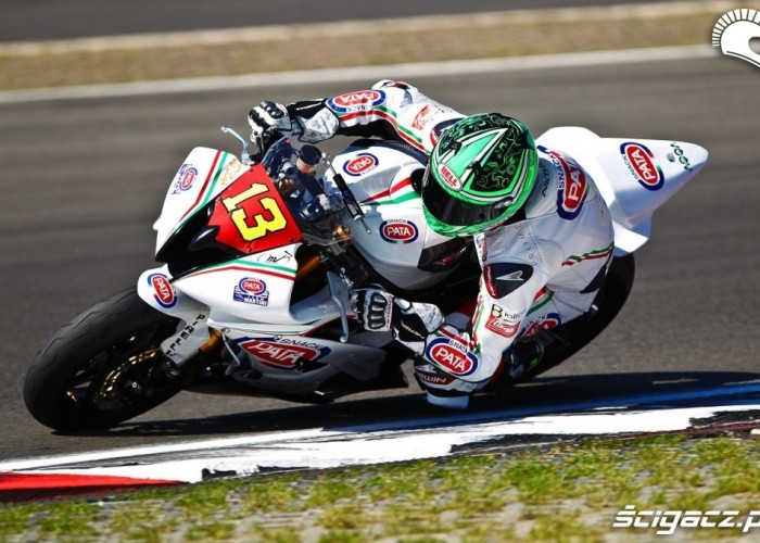 Pata Racing Nurburgring Superstock