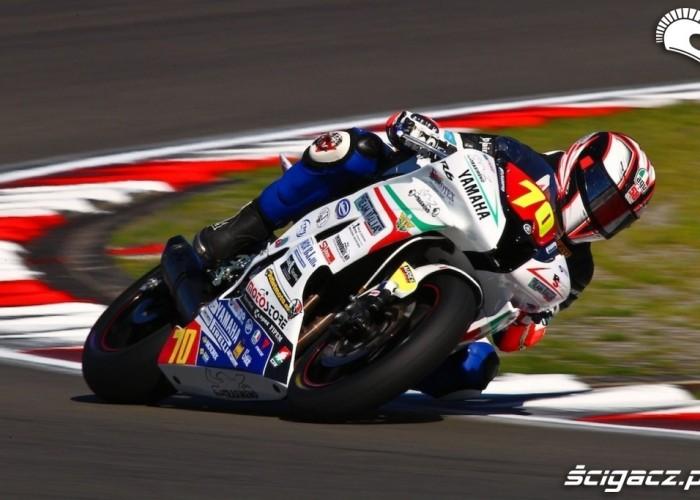 Team Italia Nurburgring Superstock