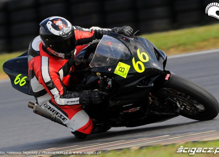 Gixxer Speed day Tor Poznan