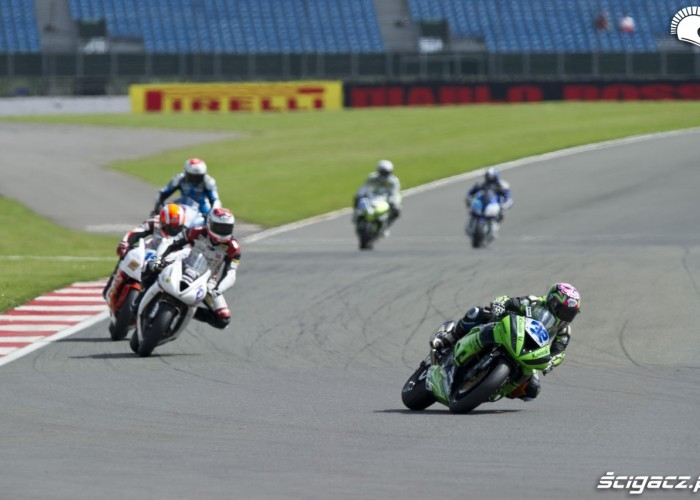 wyscig supersport 2012