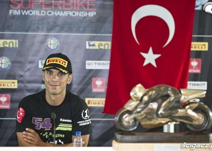 Lorenzini champion