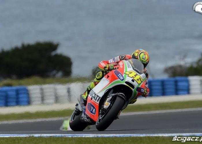 Rossi GP Philip Island