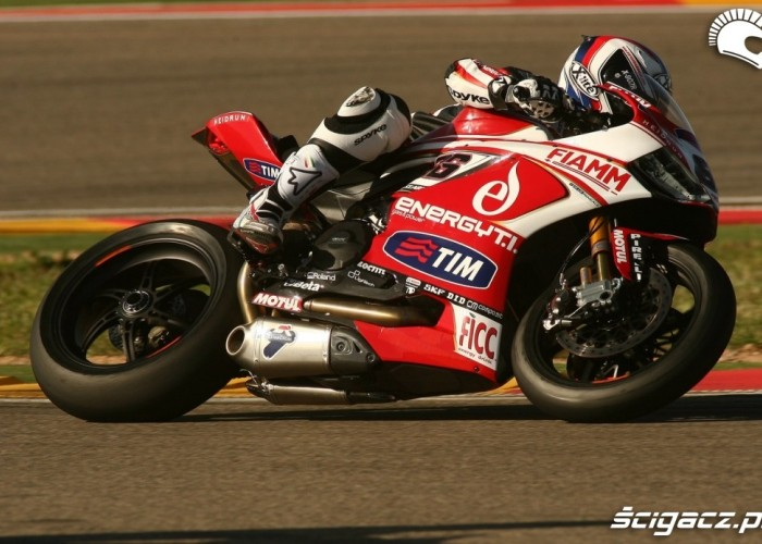Badovini World Superbike Aragon