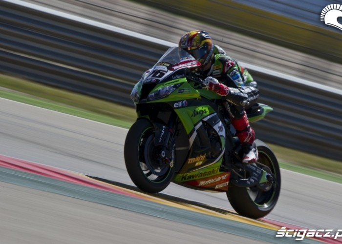 Baz na kwalifkacjach World Superbike Aragon