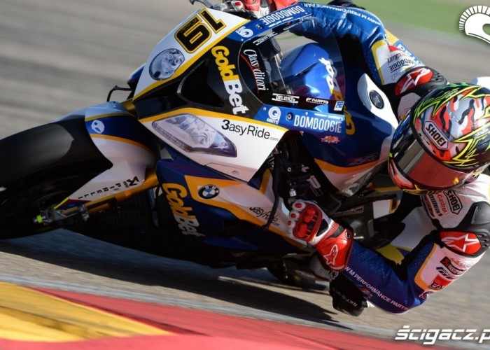 Chaz Davies World Superbike Aragon