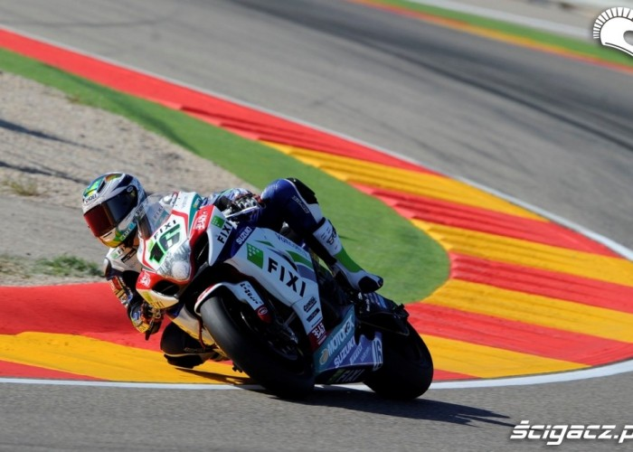 Crescent Suzuki World Superbike Aragon