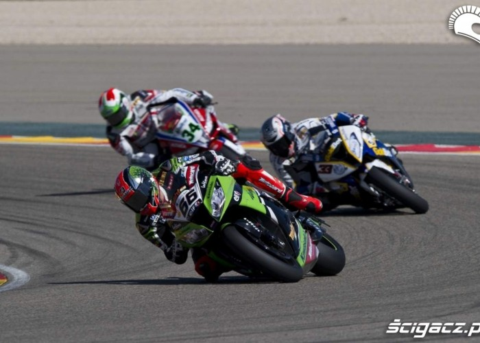 Czolowka World Superbike Aragon 2013