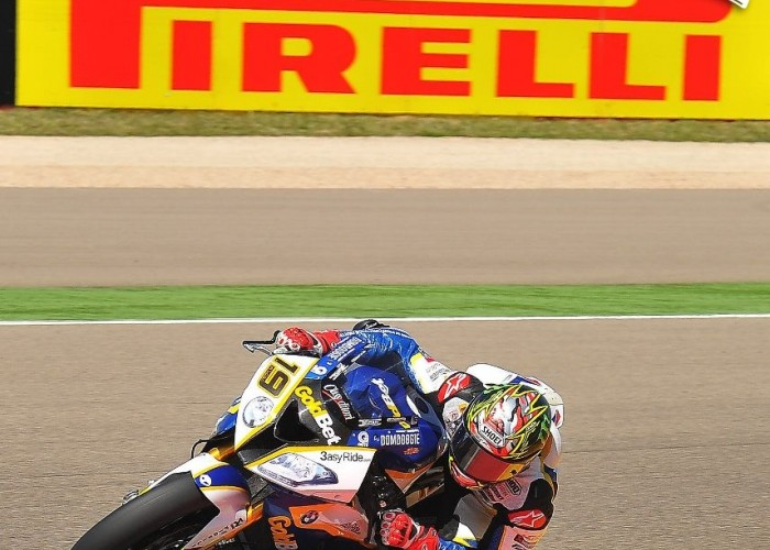 Davies World Superbike Aragon 2013