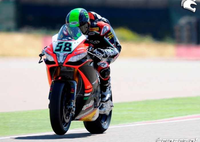 Eugene Laverty World Superbike Aragon