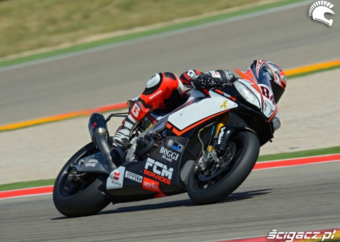 Fabrizio World Superbike Aragon