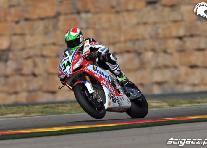 Giugliano World Superbike Aragon
