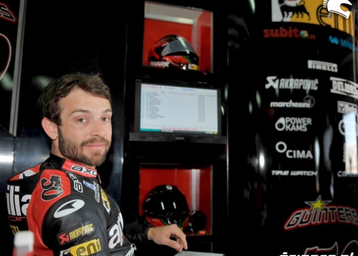 Guintoli Box World Superbike Aragon