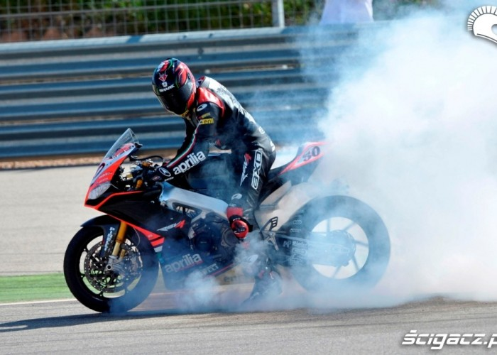 Guintoli World Superbike Aragon