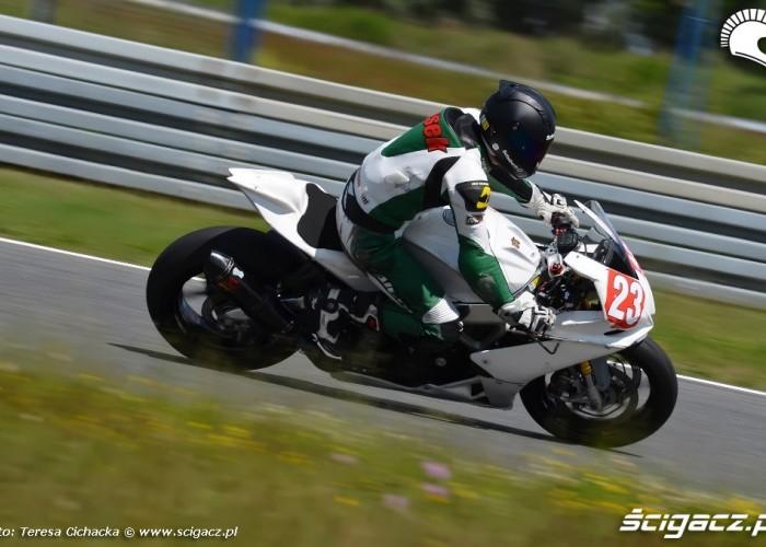 Adrian Pasek Speed Day Tor Poznan 2013