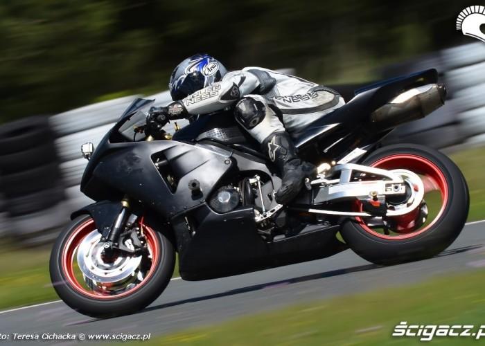 CBR600RR Trening motocyklowy Speed Day 2013