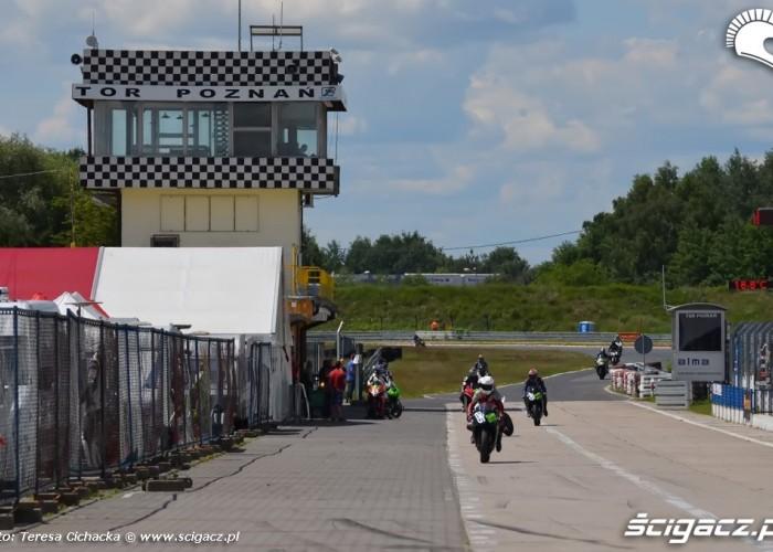 Depo Trening motocyklowy Speed Day 2013