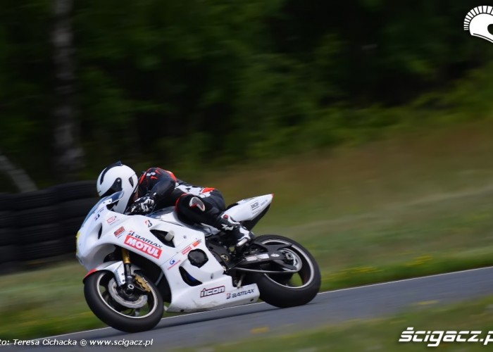 Duza patelnia Trening Speed Day 2013