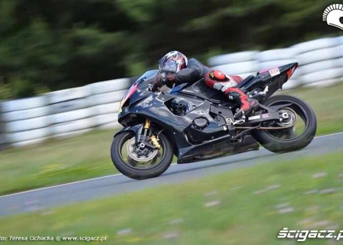 Gixxer 1000 Trening Speed Day 2013