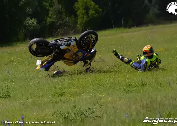 Gleba Trening motocyklowy Speed Day 2013
