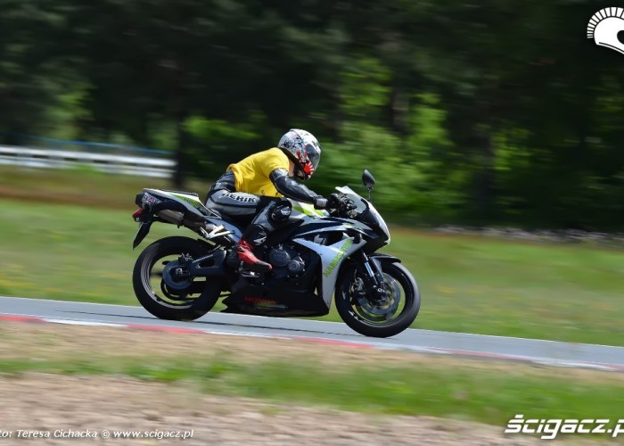 Instruktor Speed Day czerwiec