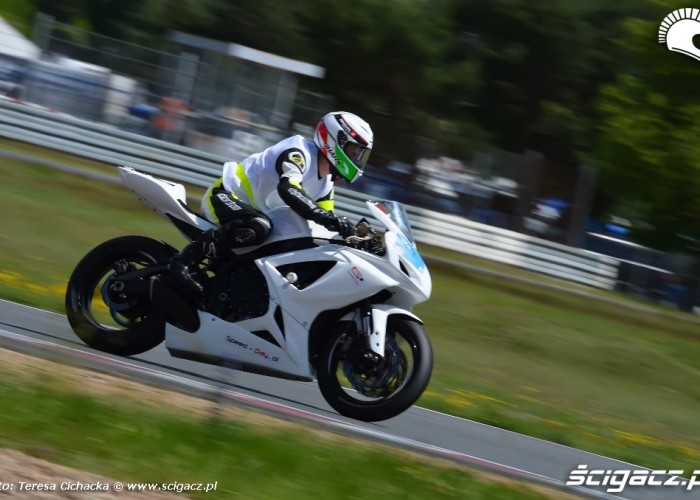 Jacek Molik Speed Day Tor Poznan