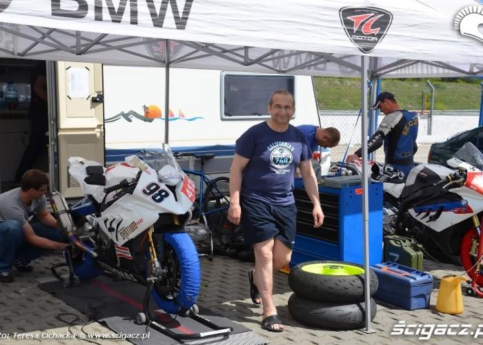 Janusz Oskaldowicz Speed Day czerwiec