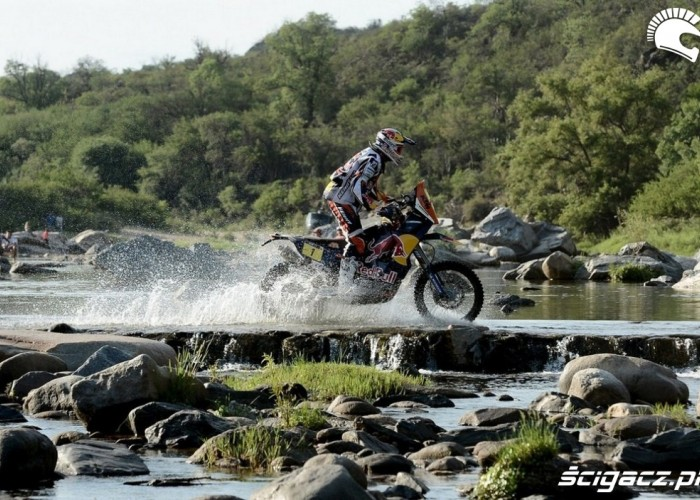 Cyril Despres Etap 10 Dakar 2013