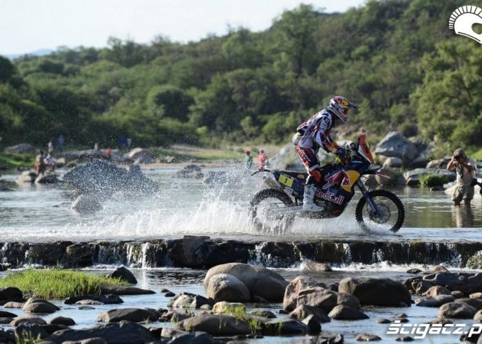 Despres Etap 10 Dakar 2013