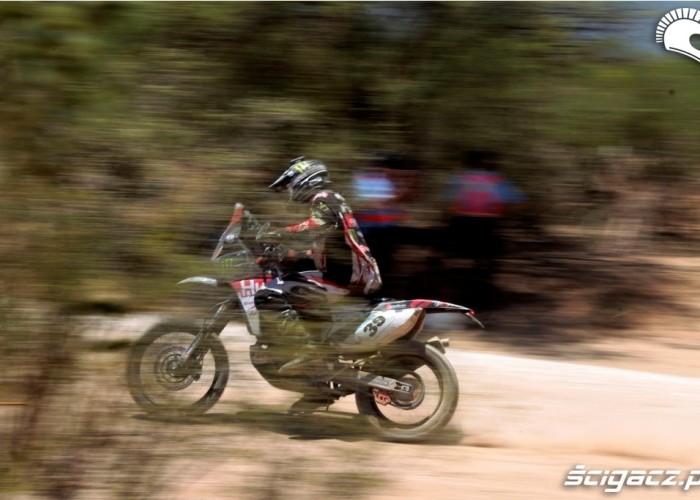 Etap 10 Dakar 2013 argentyna