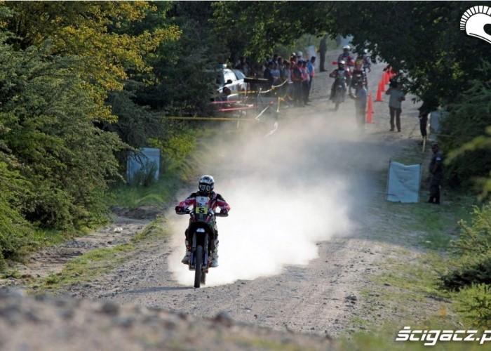 Etap 10 Dakar 2013 kibice