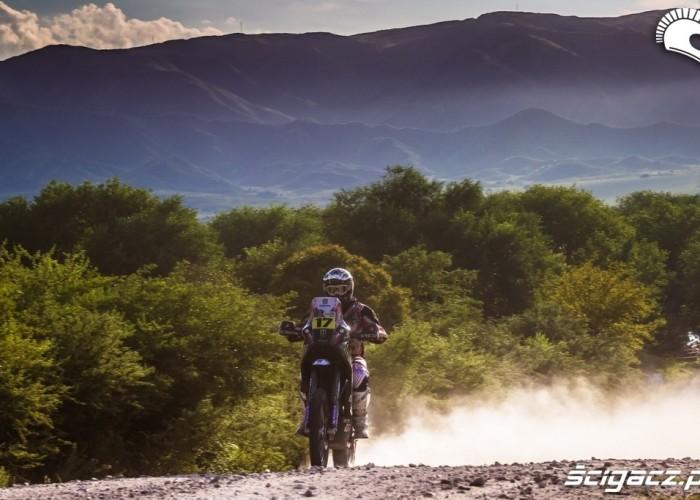 Etap 10 Dakar Rally 2013 gory