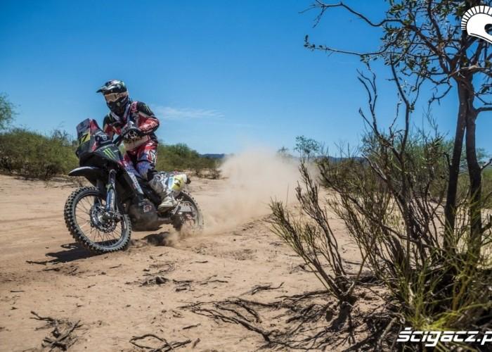 Etap 10 Dakar Rally 2013 pustynia