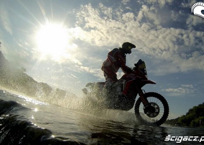 Honda CRF450X Etap 10 Dakar 2013