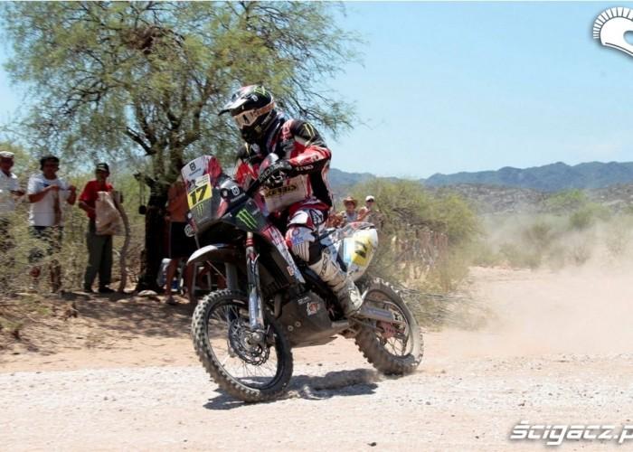 Husqvarna Etap 10 Dakar 2013