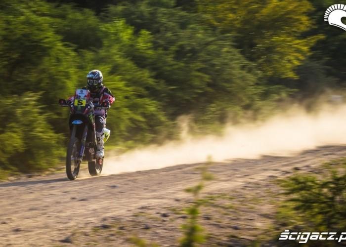Husqvarna Etap 10 Dakar Rally 2013