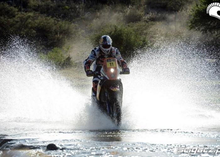 KTM Etap 10 Dakar 2013