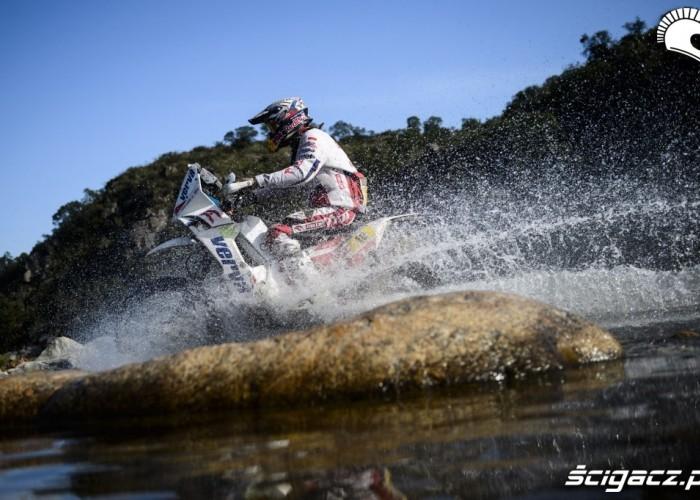 Kuba Przygonski Etap 10 Dakar 2013