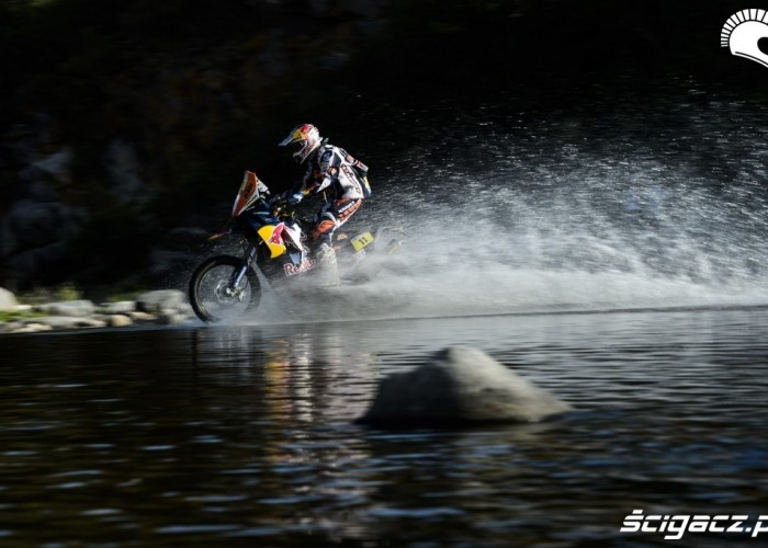 Ruben Faria Etap 10 Dakar 2013