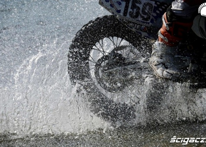 Rzeki Etap 10 Dakar 2013