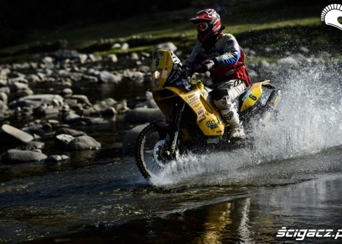 Stefan Svitko Etap 10 Dakar 2013