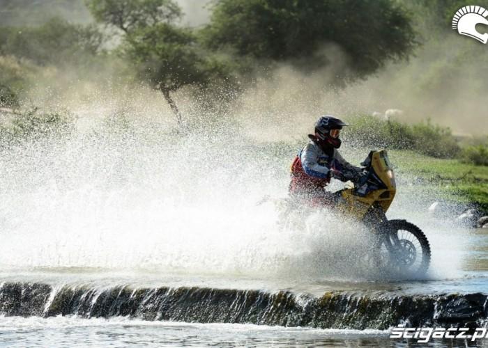 Svitko Etap 10 Dakar Rally 2013