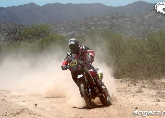 TE449 RR Etap 10 Dakar Rally 2013