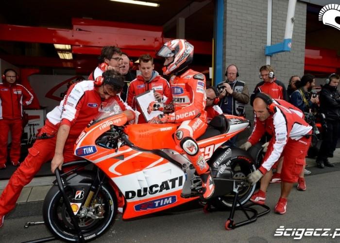 Box Ducati Dutch TT Assen 2013