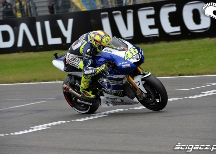Dutch TT Assen Rossi na mecie