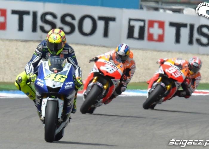 Dutch TT Assen zmiana kierunku