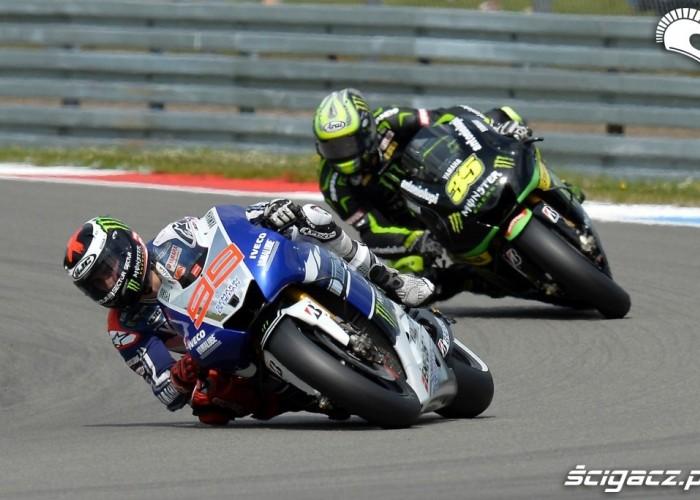 Lorenzo i Crutchlow Dutch TT Assen