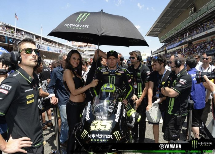 Crutchlow Grand Prix Katalonii 2013