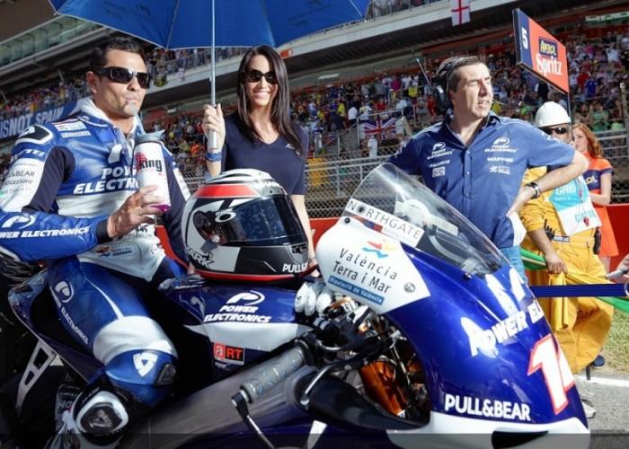 De Puniet Grand Prix Katalonii 2013