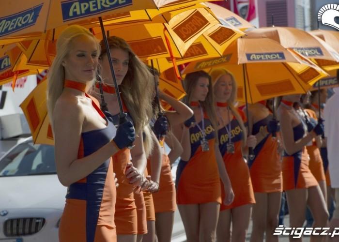 Dziewczyny San Marino GP